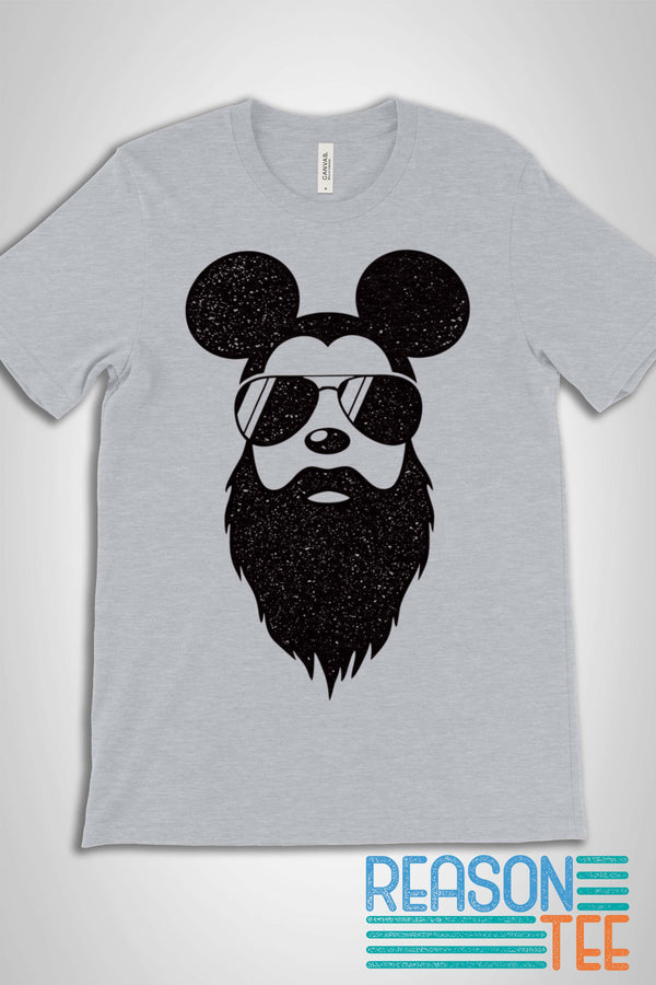 Mickey Beard T-shirt
