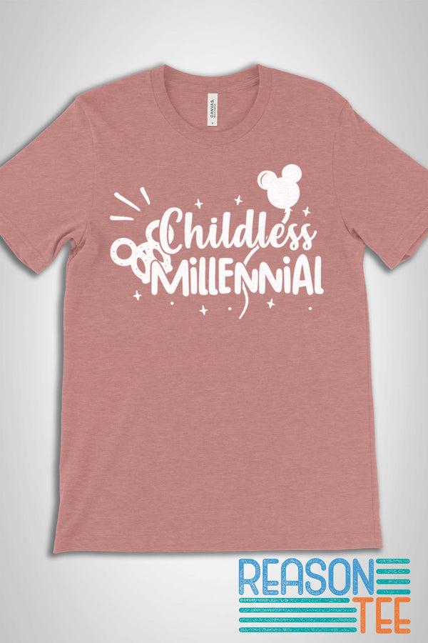 Childless Millennial T-shirt