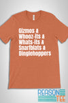 Little Mermaid Gizmos & Whooz-its T-shirt