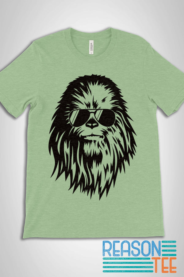Chewie Sunglasses T-shirt