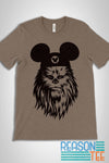 Chewie Mickey Ears T-shirt