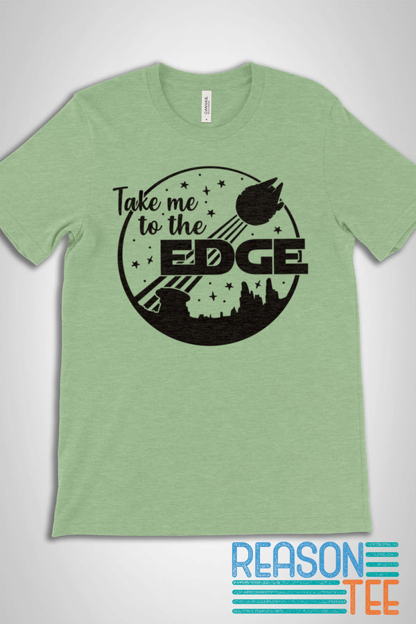 Star Wars Land Take Me To The Galaxy's Edge T-shirt