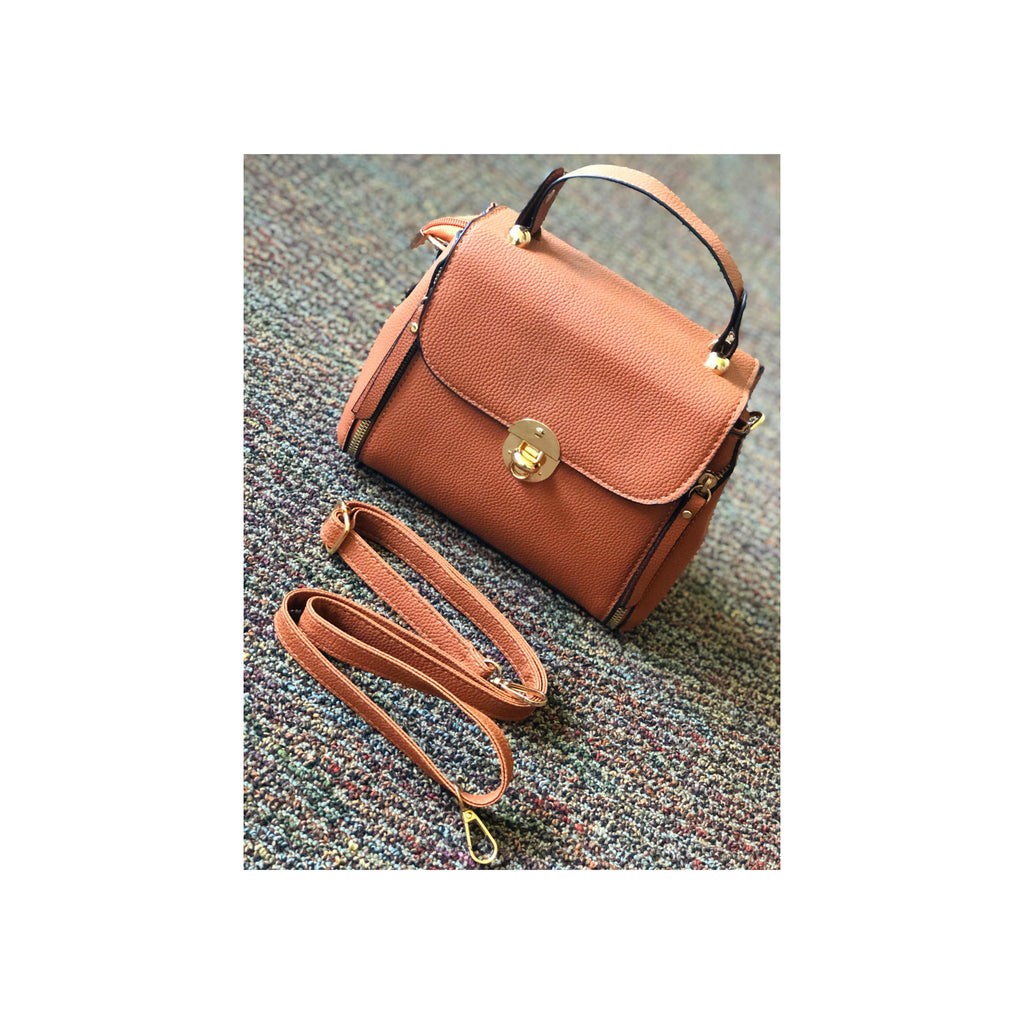 Everyday Purse (Tan)