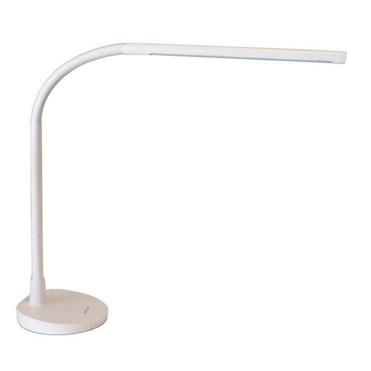 Diasonic LED Desk Lamp incl. USB - Vit Belysning Diasonic