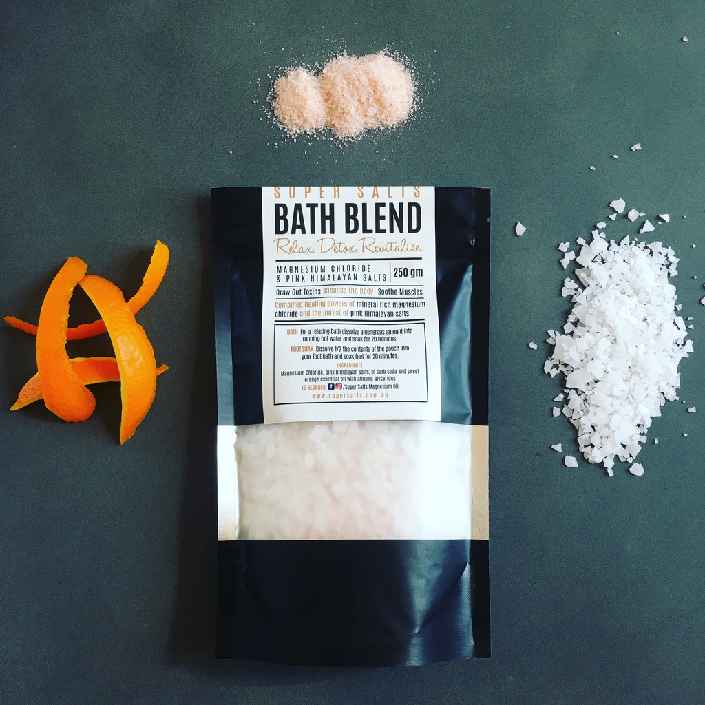 Super salts bath blend - 250g