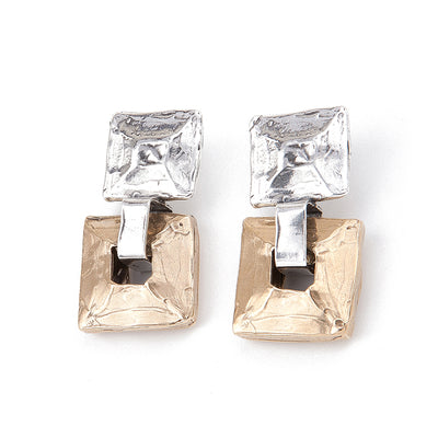 AURELIA, Square Earrings
