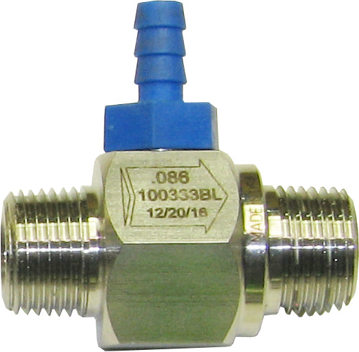2.2 Downstream Injector SS 3/8