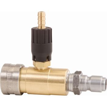 2.1 Downstream Injector Brass/SS 3/8