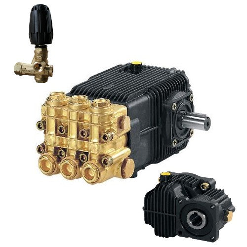 AR Pump, Gear Box and Unloader Package Deal - Washmart