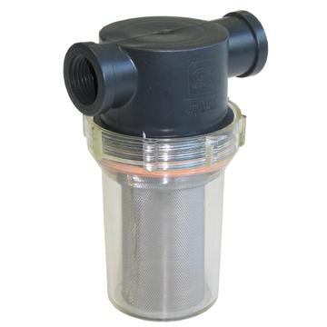 Inlet Clear Bowl Filter - WashMart