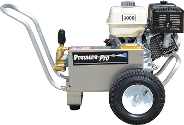 Pressure Washer 4,200 PSI at 4 GPM (VBelt Driven) - WashMart