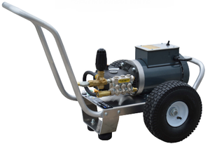 Eagle Series 1,500 PSI @ 2 GPM Electric Cart - WashMart