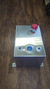 11 or 22 Gallon Custom Aluminum Fuel Tank - WashMart