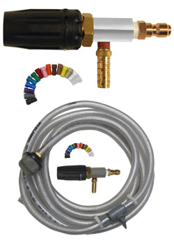 M5 X-Jet Kit #13 3,000-4,000 PSI 4-6 GPM - WashMart