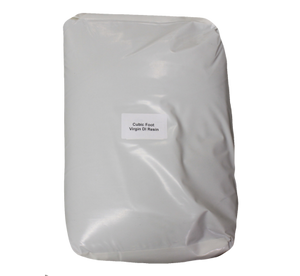 One Cubic Foot of Virgin DI Resin - washmart