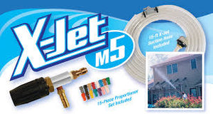 M5 X-Jet Kit #9 2000-3000 PSI 3-3.5 GPM - washmart