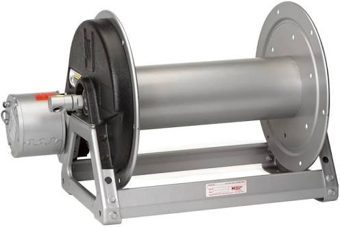 Hannay Stainless/Aluminum Reel Options - WashMart