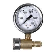 Pressure Gauges - WashMart