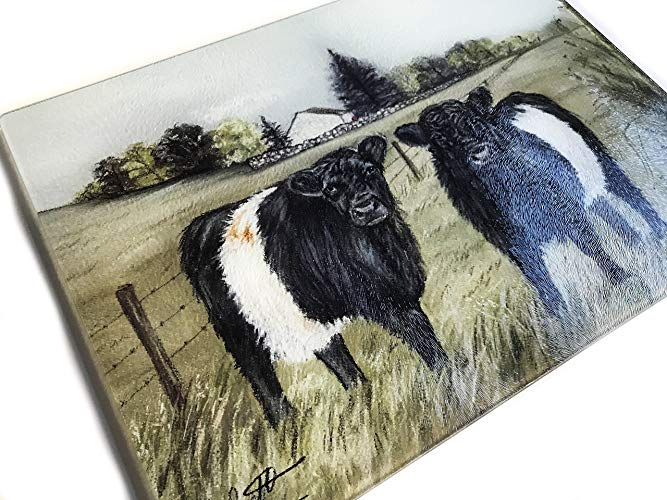 Belted Galloway Worktop Saver