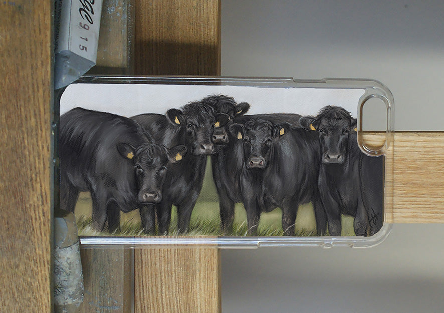Aberdeen Angus Phone Case