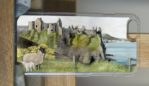 Dunluce Castle Phone Case