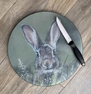 Hare Round Worktop Saver