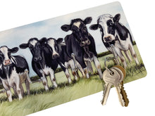 Friesian Cows Key Holder