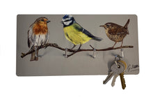 Garden Birds Key Holder