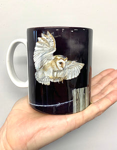 Flying Owl Mug