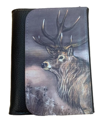 Stags Head Country Sports Themed Wallet