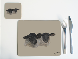 Suffolk Sheep Placemat