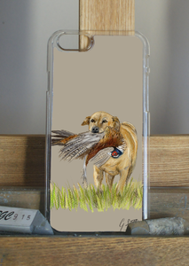 Golden Labrador Phone Case