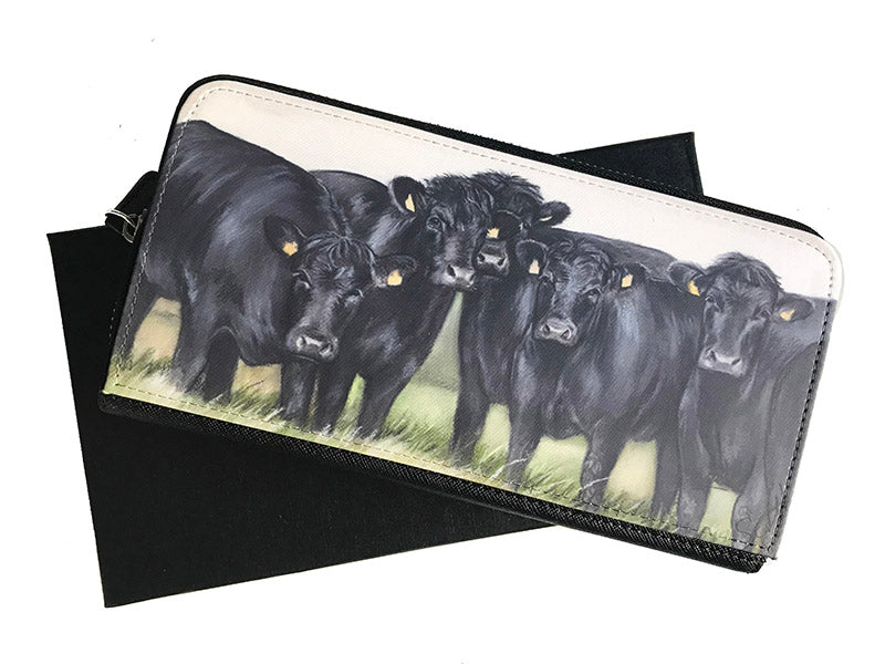 Aberdeen Angus Zipped Purse