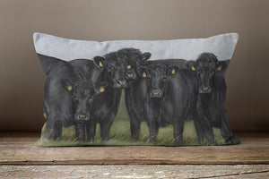 Aberdeen Angus Oblong Cushion