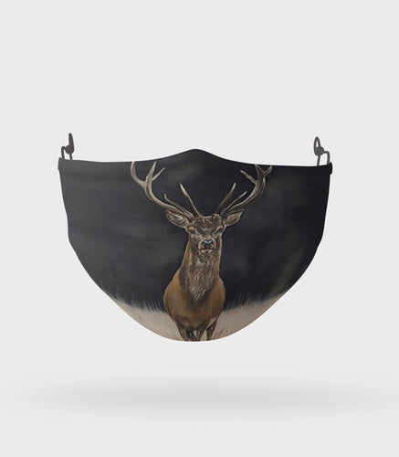 Stag Face Mask