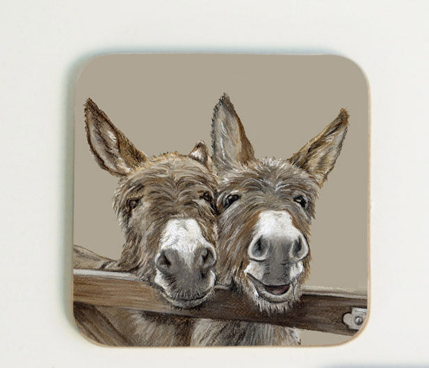 Donkeys over Gate Coaster