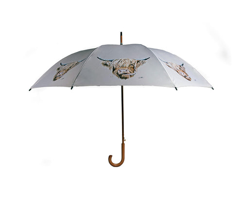 Highland Cow Umbrella