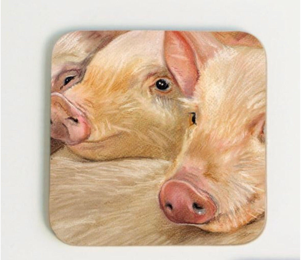 Trip of Pigs Placemat