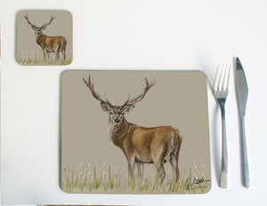 New Deer Placemat