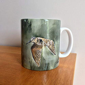 Woodcock In Flight Mug Mug