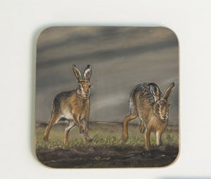 New Hares Running Coaster