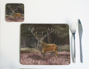 New Stag in Heather Placemat