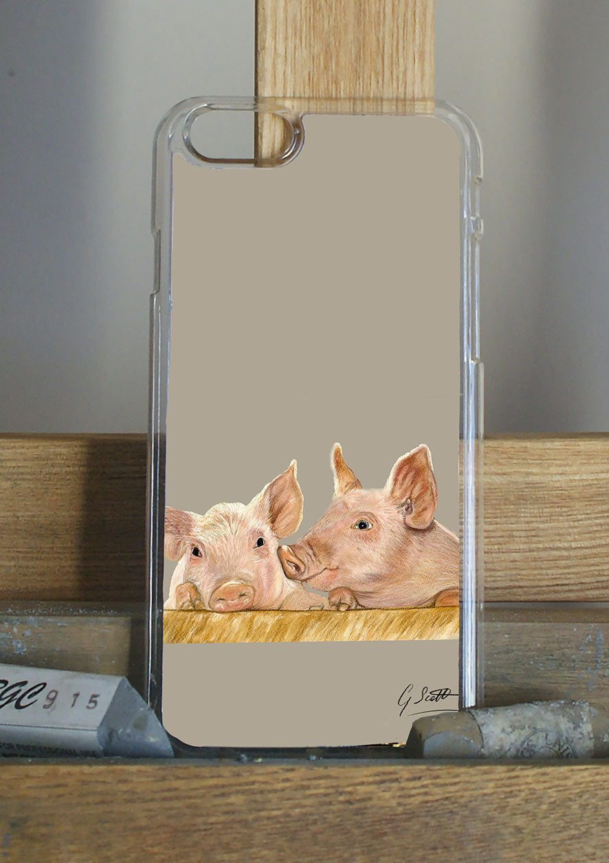 Piglets Phone Case
