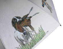 Spaniel And Pheasant Umbrella