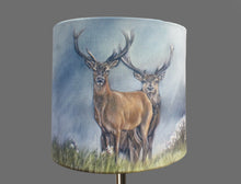 Two Stags Lampshade