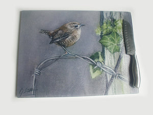 Wren Garden Bird Worktop Saver