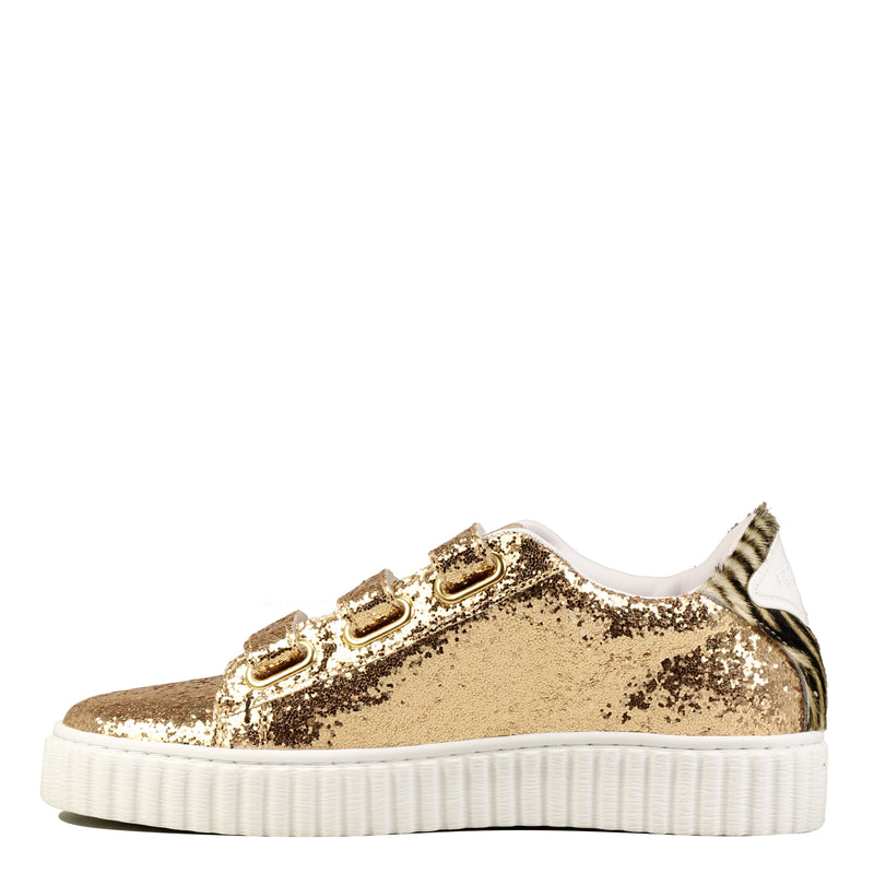 Serafini Madison Gold Glitter