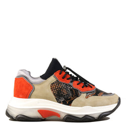 Bronx Baisley Snake Orange