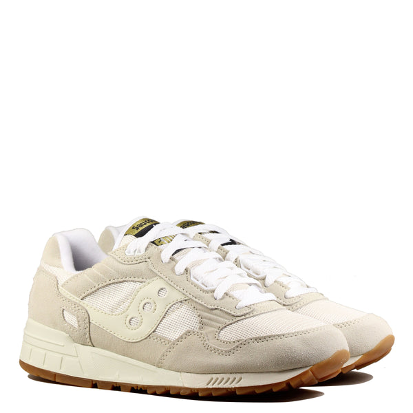 Saucony Shadow 5000 Tan White
