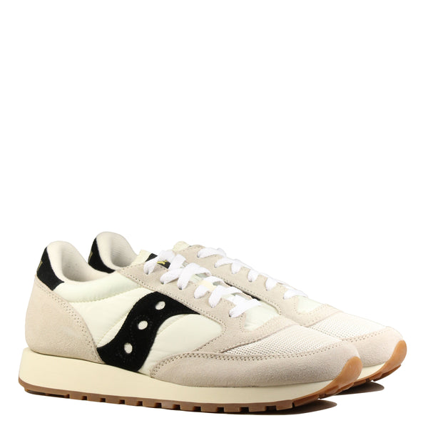 Saucony Jazz Original White Black